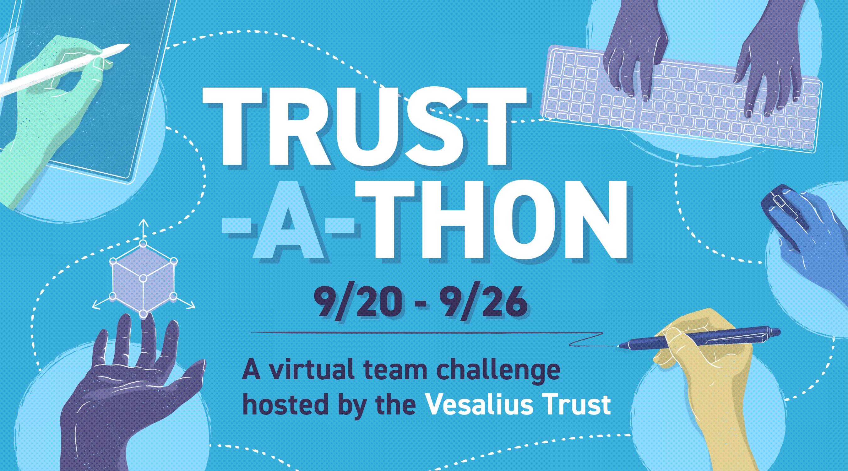Trust-a-thon banner