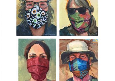 Marcia Williams portraits