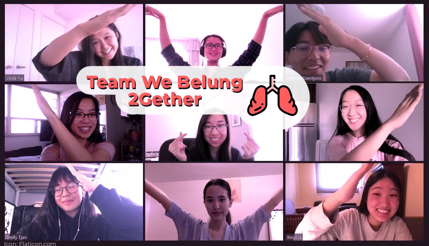 Team We Belung 2Gether
