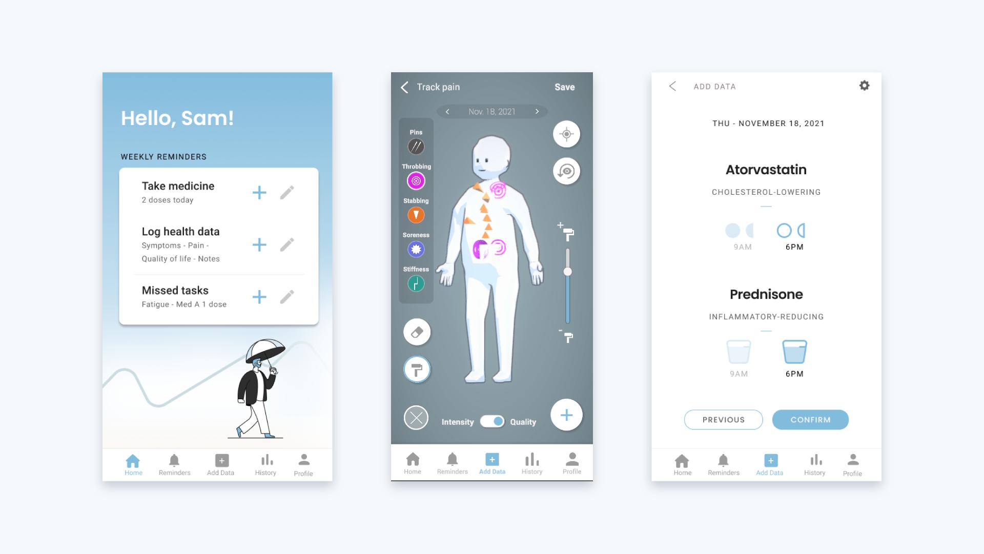 Team YEW - final app